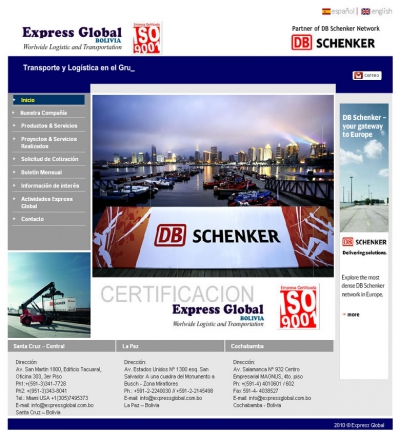 Express Global Bolivia